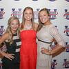 Ashley Kattaman, Allison Cook and Madison Hardy.