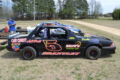 2015 Race Car Show at County Line Raceway 4/4/15