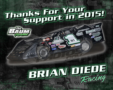 Brian Diede Sposnors Updated