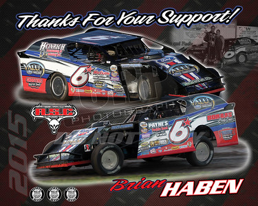 Brian Haben Sponsors