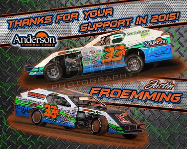 Justin Froemming Sponsors