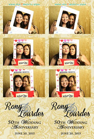 6-20-2015 Rony and Lourdes 50th Wedding Anniversary