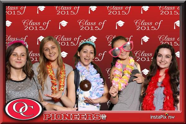 Oregon City HS Grad Night 2015