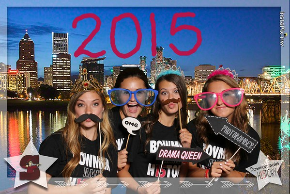 Sherwood HS Grad Night 2015