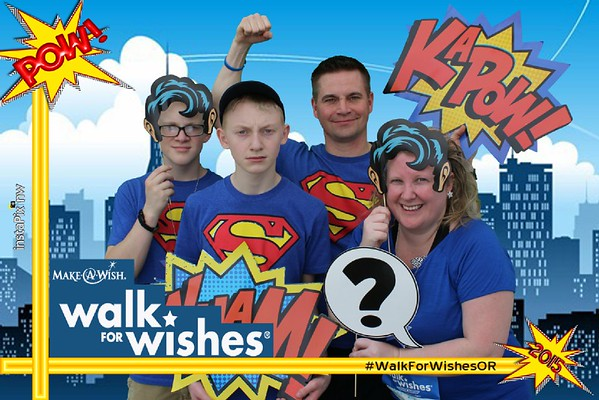 Walk for Wishes 2015