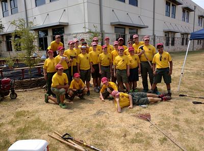 2015 Eagle Service Project