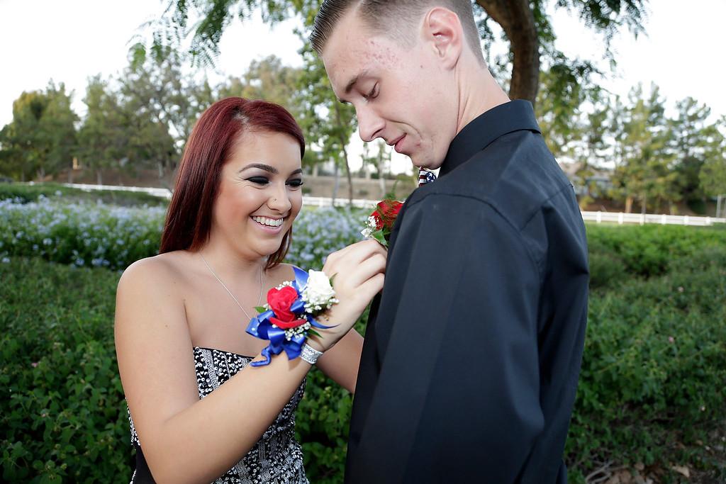 At Jessamyn West Park in Yorba Linda, California on October 24, 2015. Photo: Chris Anderson/114Photography