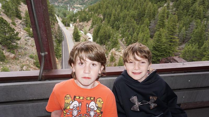 2015 Massimo & Elio in Colorado