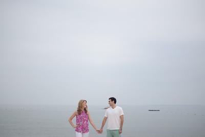 Elizabeth and Matt Engagement Session