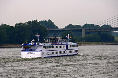 2015 Europe w/Nancy  Rhein River
