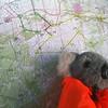 Barkley route-planning<br /> <br /> Photo: Miranda Sherley (team 28)