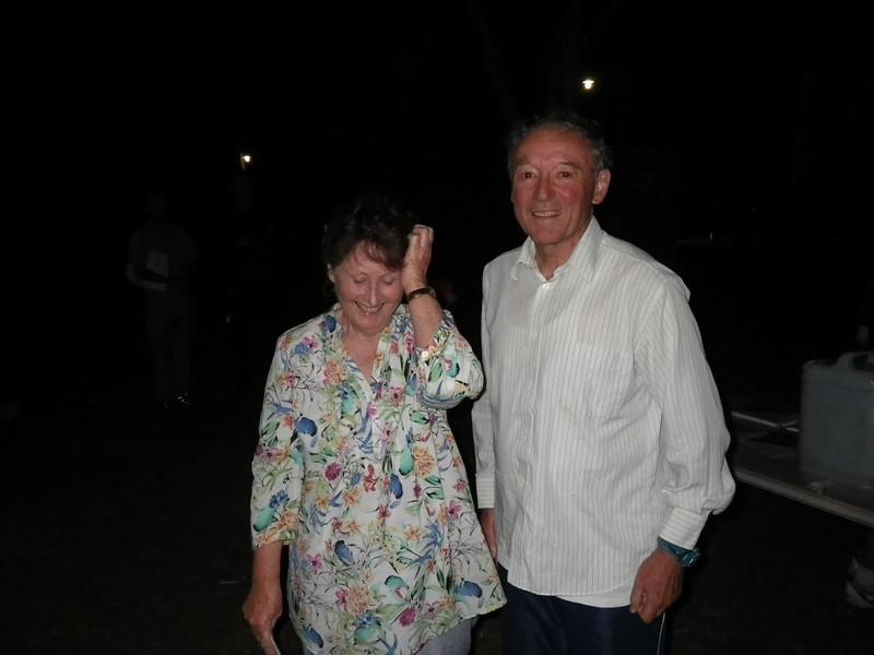 Ann and John Sutton