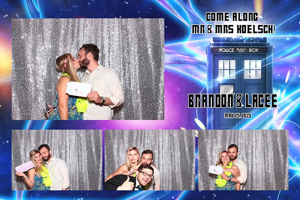 Brandon & Lacee's Wedding