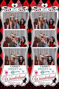 Cassie's Sweet 16