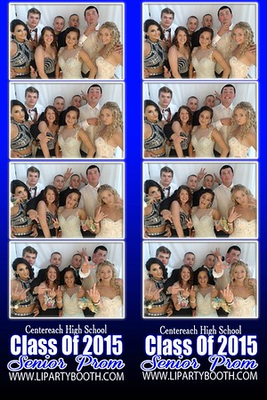 Centereach High School Sr. Prom 2015