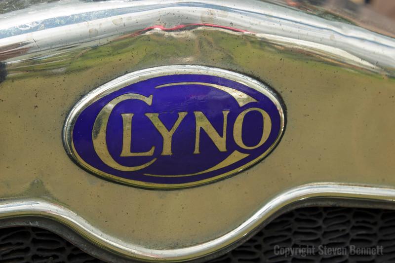 Clyno Royal Tourer