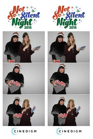 Cinedigm Holiday Party - 12/10/2015