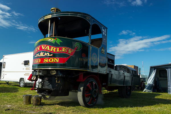 Cumbria Steam Gathering 2015