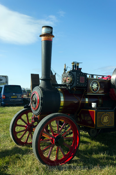 Burrell Road Locomotive