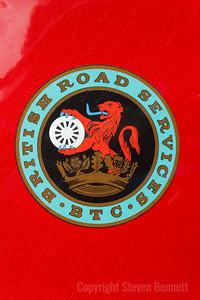 British Road Services Logo