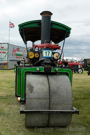 Atkinson Steam Roller
