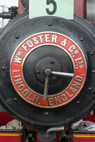 William Foster Traction Engine