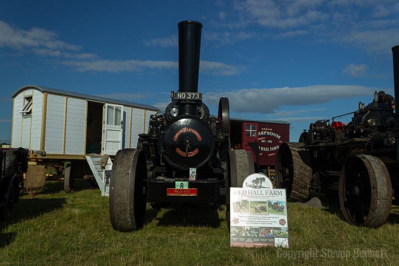 Fowler AA7 Ploughing Engine