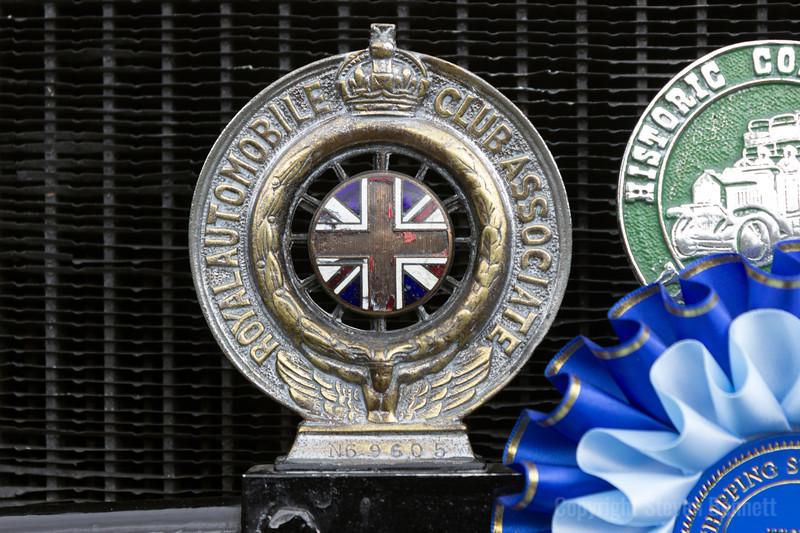RAC Badge