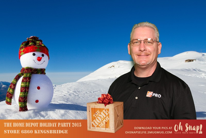 Home Depot 6860 - Holiday Party 2015