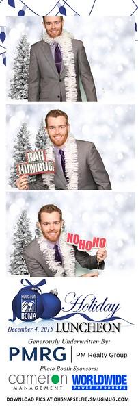 Houston BOMA Holiday Party 2015
