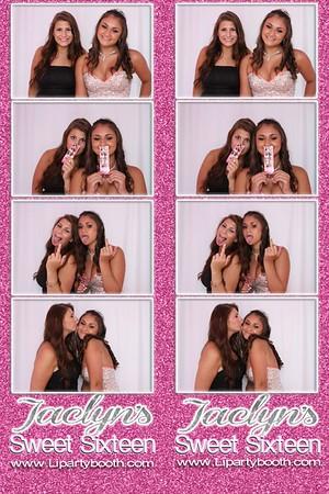 Jaclyn's Sweet 16