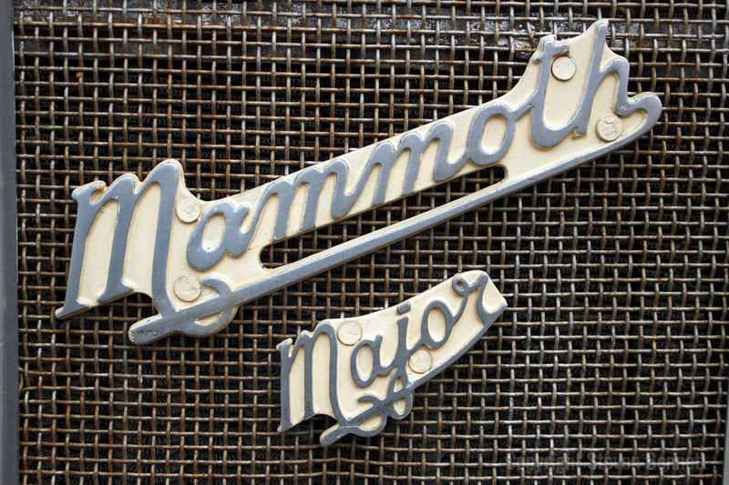 AEC Mammoth Major