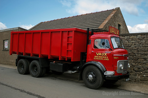 Kirkby Stephen Commercial Vehicle Rally 2015