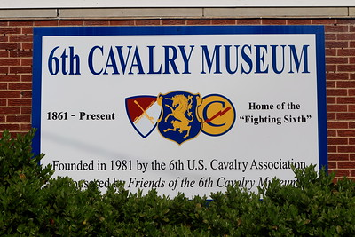 Memorial Ride to benefit the 6th Cavalry Museum -GC