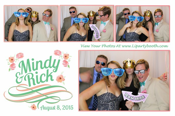 Mindy & Rick's Wedding