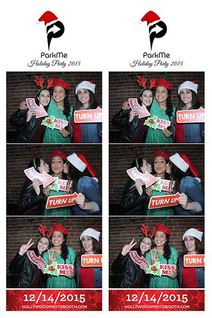 ParkMe Holiday Party 2015 - 12/14/15