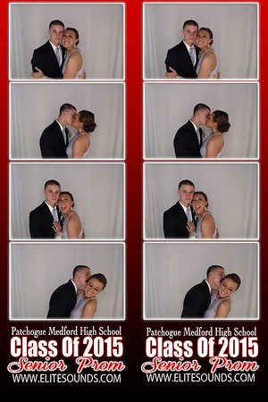 Patchogue Medford Senior Prom 2015