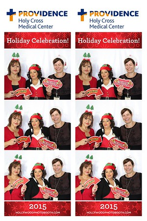 Providence Holy Cross Medical Center Holiday Party
