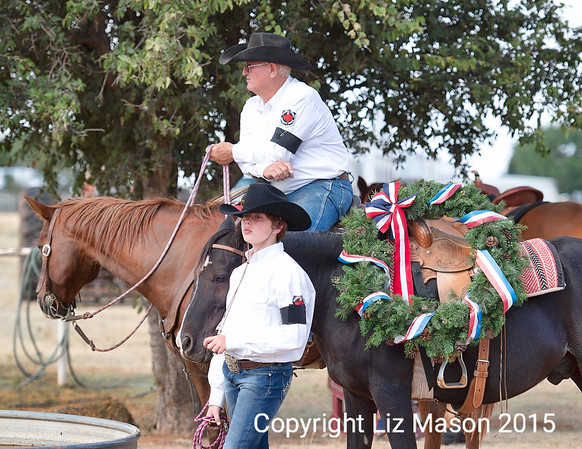 RCSP Queen's Barrel Race