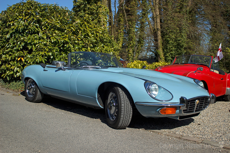 E-Type Jaguar