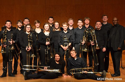 UoM Trombones - March 15th