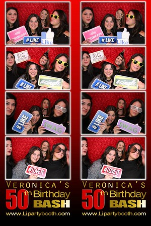 Veronica's 50th Birthday