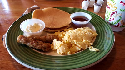 10-17-15 Youth Ministry Breakfast fundraiser  at Applebee's