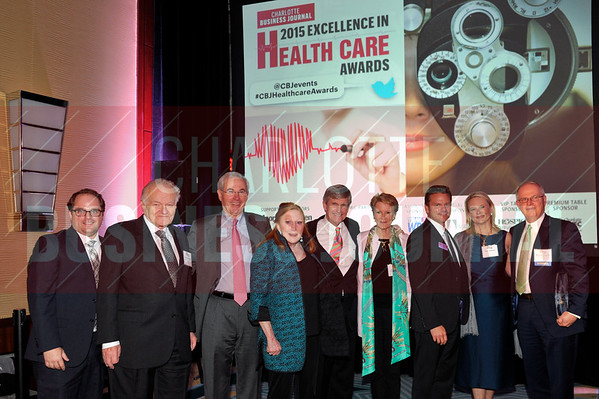 2015 Excellence in Health Care Awards