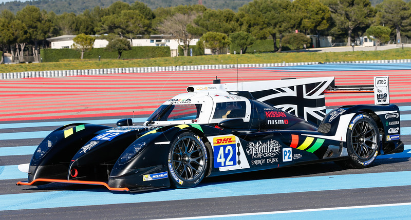 2015 FIA WEC Prologue