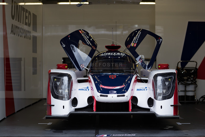 #32 United Autosports Ligier JSP217 Gibson: Huge de Sadeleer, Will Owen, Juan Pablo Montoya, Le Mans 24 Hours, Circuit des 24 Heures, Le Mans, Pays da la Loire, France