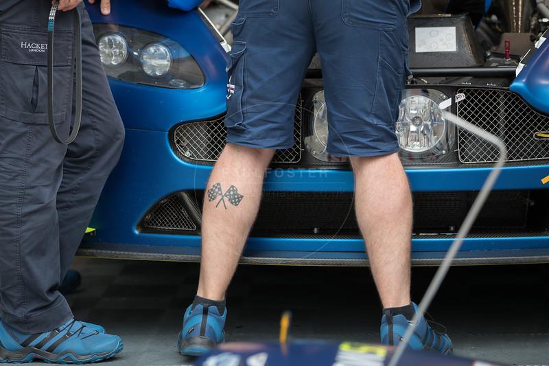 #90 TF Sport Aston Martin Vantage: Salih Yoluc, Euan Alers-Hankey, Charles Eastwood, Le Mans 24 Hours, Circuit des 24 Heures, Le Mans, Pays da la Loire, France