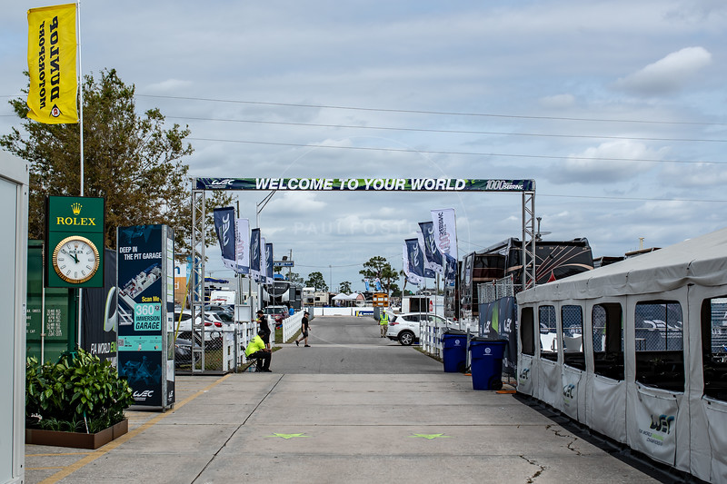 1000 Miles of Sebring, Sebring International Raceway, Sebring, Florida