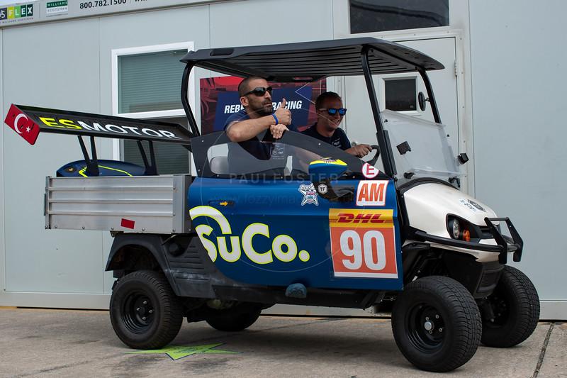 #90 TF Sport Aston Martin Vantage: Salih Yoluc, Jonathan Adam, Charles Eastwood , 1000 Miles of Sebring, Sebring International Raceway, Sebring, Florida
