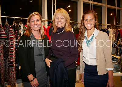 Mary Jane Denzer & Greenwich Look Launch Party 11.12.15